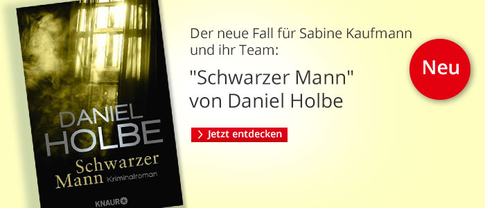 Der neue Krimi von Daniel Holbe