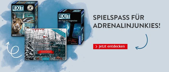 Escape Room - Spielspaß für Adrenalinjunkies
