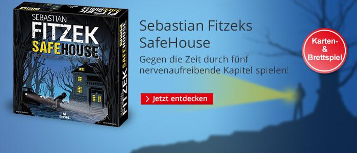 SafeHouse - Das Spiel von Fitzek