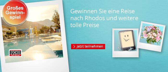 Großes Gewinnspiel bei Hugendubel.de: Jetzt Reise gewinnen!