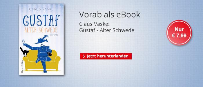 Vorab als eBook: Gustaf - Alter Schwede