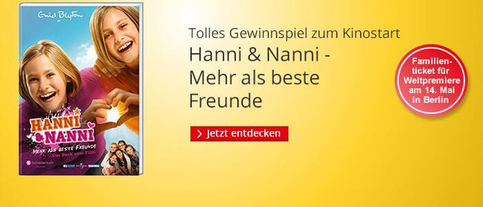 Hanni & Nanni - Mehr als beste Freunde: Tolles Gewinnspiel zum Kinostart