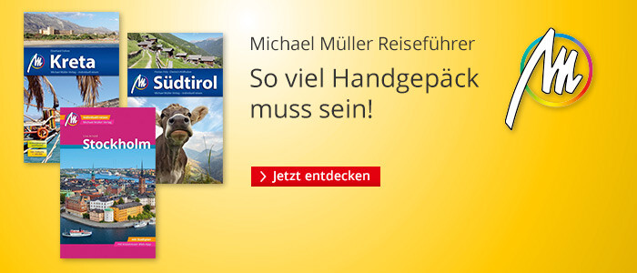 Michael Müller Reiseführer: So viel Handgepäck muss sein