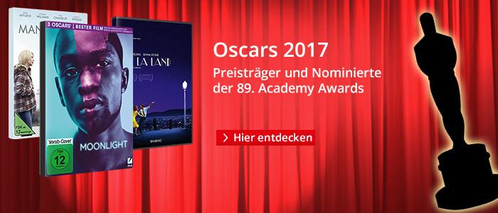 Oscars 2017 - Die Preisträger und Nominierten