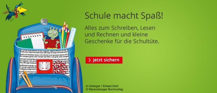 Alles zum Schulstart bei Hugendubel.de