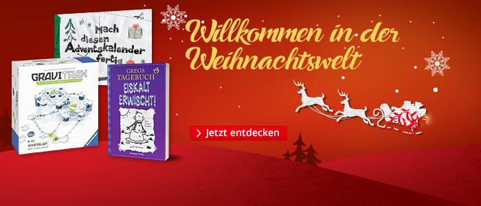 Willkommen in der Weihnachtswelt: Die besten Geschenkideen entdecken!