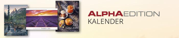 Alpha Edition Kalender