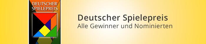 Der Deutsche Spielepreis