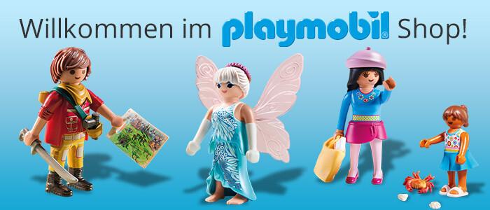 Willkommen im PLAYMOBIL® Shop