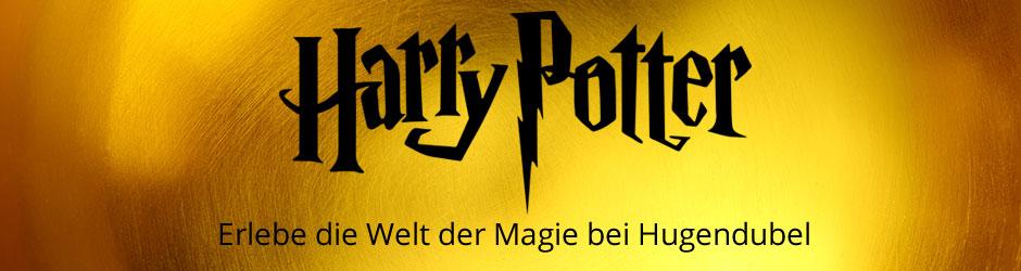 Harry Potter - entdecke die Welt der Magie bei Hugendubel