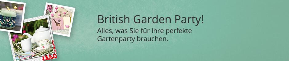British Garden Party