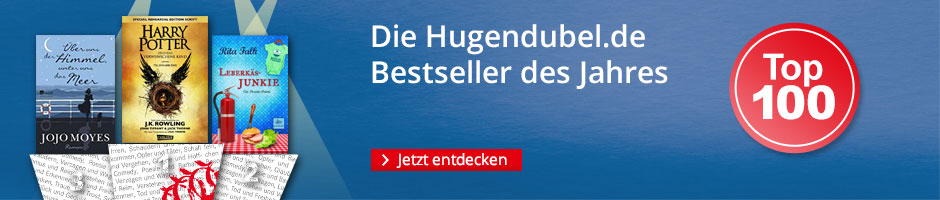 Die Hugendubel.de Bestseller des Jahres 2016