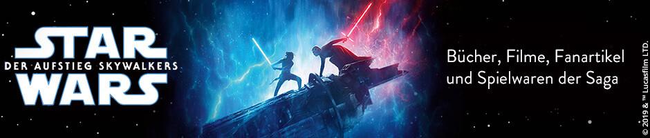 Star Wars - alles zu der Weltraum-Saga