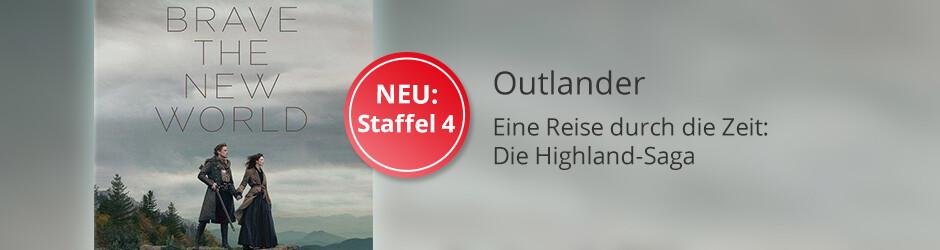 Outlander - Jetzt auf DVD: Staffel 4