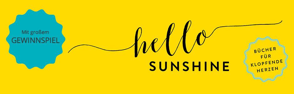 Hello Sunshine - Bücher für klopfende Herzen