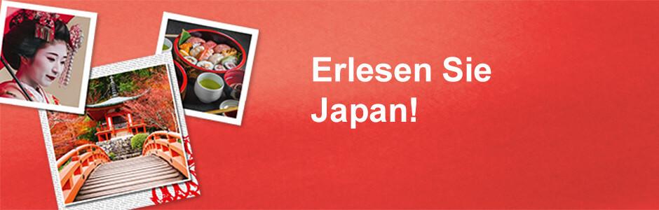 Erlesen Sie Japan!