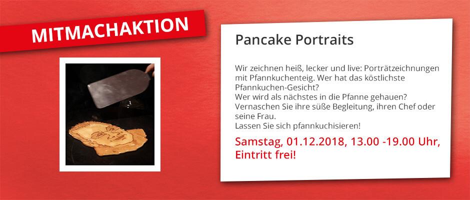 Stachus Event Pancakes am 1.12.