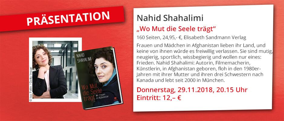 Stachus Event Shahalimi