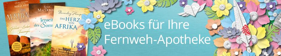 eBooks für Ihre Fernweh-Apotheke