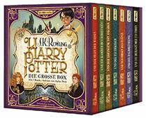 Hörbuch Jubiläumsausgabe Harry Potter
