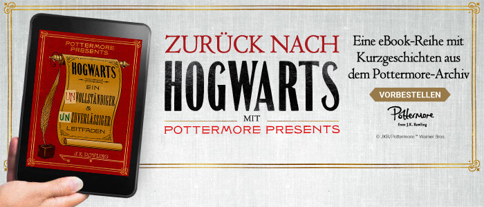 Pottermore Presents: Kurzgeschichten aus Hogwarts