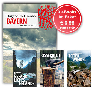 Hugendubel Krimis Bayern für € 6,99