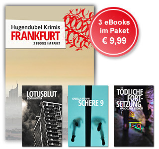 Hugendubel Krimis: 3 Krimi-eBooks aus Frankfurt im günstigen Paket