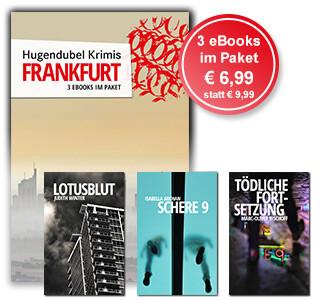 Hugendubel Krimis Frankfurt für € 6,99