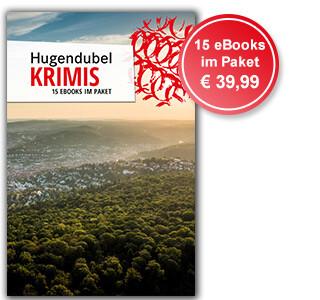 Hugendubel Krimis: 15 Krimi-eBooks im günstigen Paket