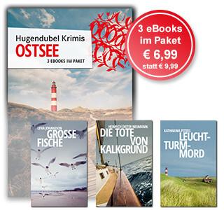 Hugendubel Krimis Ostsee für € 6,99