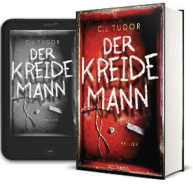 C.J. Tudor: Der Kreidemann