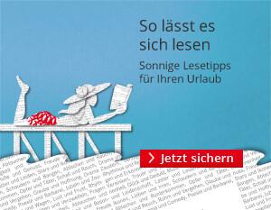Sommerwelt: Sonnige Lesetipps bei Hugendubel.de