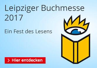 Leipziger Buchmesse - ein Fest desLesens