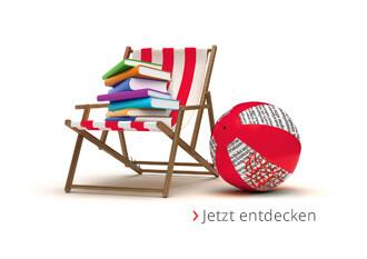 Die bunte Sommerwelt bei Hugendubel.de