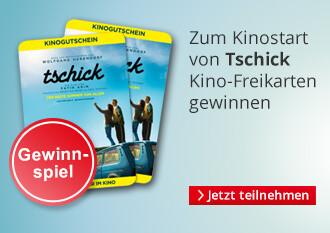 Tschick: Zum Kinostart Kino-Freikarten gewinnen