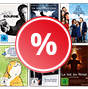 4 DVDs für € 20 - jetzt 50% sparen!