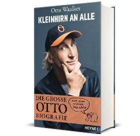 Otto Walkes: Kleinhirn an Großhirn