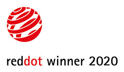 Red Dot Design Award - winner 2020: tolino epos 2