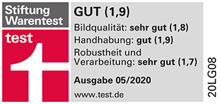 Stiftung Warentest: tolino page 2