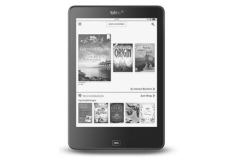 tolino setzt auf Offenheit beim Kauf Ihrer eBooks