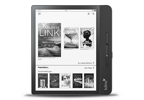 tolino epos 2: Absolute Lesefreiheit - eBooks kaufen, wo Sie wollen