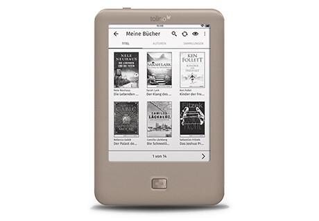 tolino page - Maximale Freiheit beim Kauf Ihrer eBooks