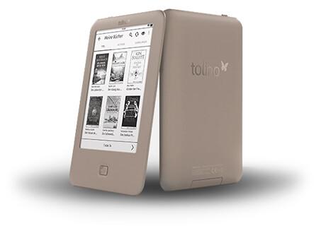 tolino page - Entspannt lesen wie auf Papier