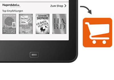 tolino: Riesenauswahl an eBooks