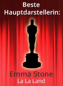 Oscars 2017 - Emma Stone