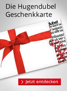 Die Hugendubel Geschenkkarte bei Hugendubel.de.