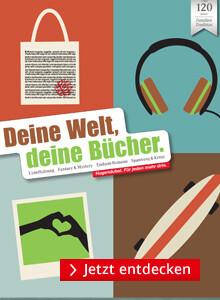 Der Jugendbuchkatalog bei Hugendubel.de