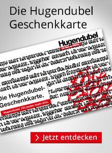 Die Geschenkkarte bei Hugendubel.de