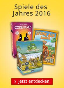 Spiele des Jahres 2016