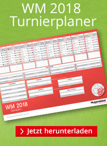 Turnierplaner WM 2018